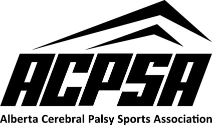 Alberta Cerebral Palsy Sports Association logo
