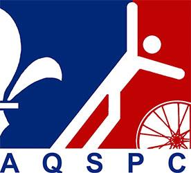 Association Québécoise de sport pour paralytiques cérébraux (AQSPC) - Logo