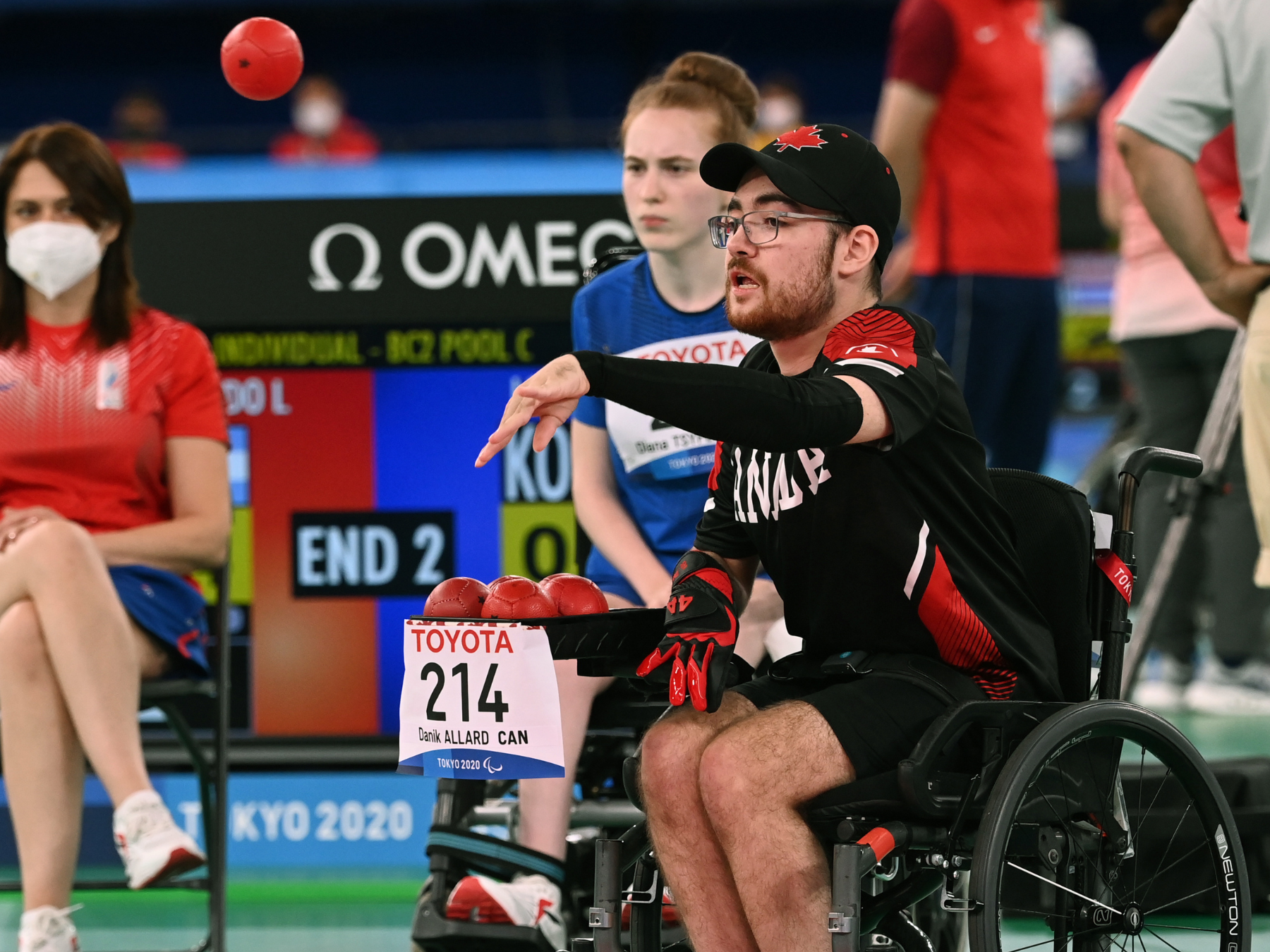 Photo Credit: Canadian Paralympic Committee